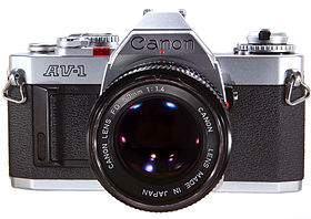Image illustrative de l'article Canon AV-1