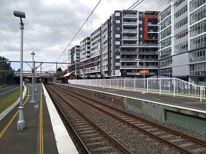 Canterbury railway station, Sydney - Wikipedia