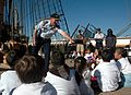 Captain Joseph Sinnett of the U.S. Coast Guard Cutter Eagle Welcomes San Francisco Families from Portola Family Connections DVIDS1088104.jpg