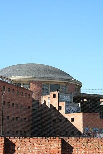 Carabanchel Prison - Image: Carabanchel prison
