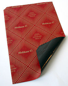 carbonpapier wikipedia