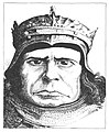 Caricatures of the Stage - Richard Mansfield as Richard III.jpg