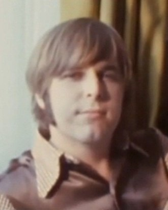 Good Vibrations - Carl Wilson (pictured in 1970) sings lead during the song's verses.