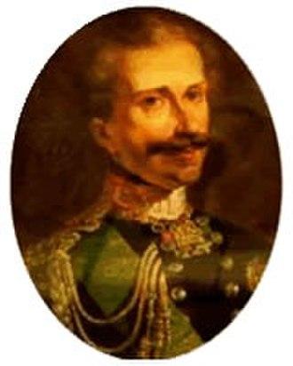 Piemonte (wine) - King Charles Albert of Sardinia
