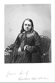 Caroline Chisholm English humanitarian in colonial Australia