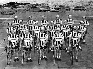 Carpano (cycling team) - The Carpano team of 1959