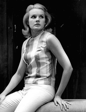Carroll Baker - Baker in the Broadway production of Come on Strong, September 1962