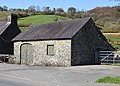 Cart-House to S of Former Blacksmith's Shop, Talley.jpg