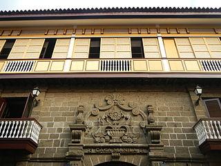 Casa Manila History museum