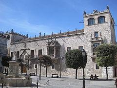 Casa Del Cordón Fachada Sur.JPG
