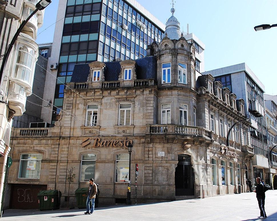 Casa de Estanislao Durán, Manuel Felipe Quintana