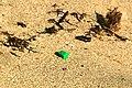 Caseta de Monopoly damunt la platja de Can Pere Antoni.jpg
