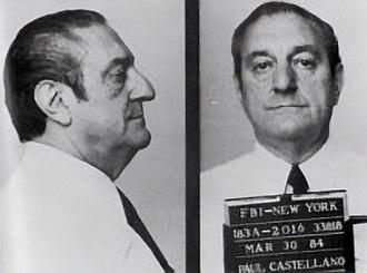 Gambino crime family - Paul Castellano