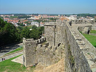Santa Maria da Feira - Image: Castelo de Sta. Maria da Feira 6