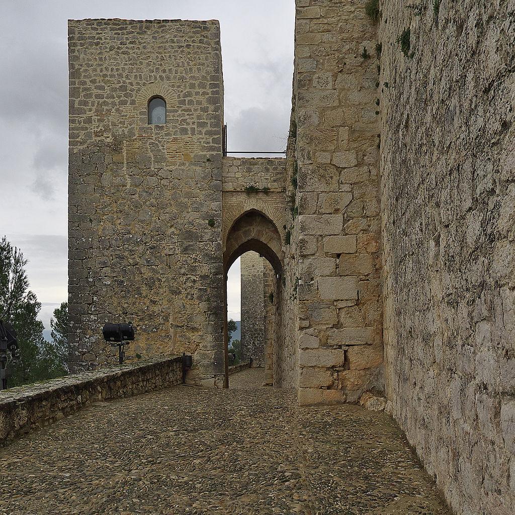 Torre de la capilla de Santa Catalina