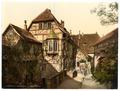 Castle yard, Wartburg, Thuringia, Germany-LCCN2002720779.tif