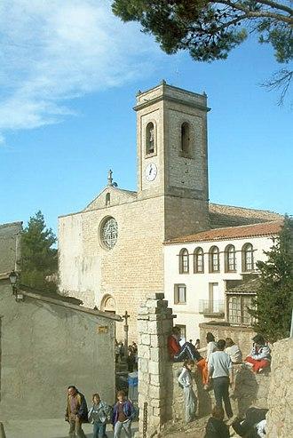 Sant Martí de Tous - Parish church