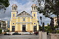 Cathedral from Plaza Colón - Mayagüez Puerto Rico.jpg