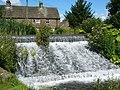 Caudwells Mill Weir - geograph.org.uk - 1031350.jpg