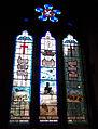 Caythorpe St Vincent - Stained window - Airborne Signals 01.jpg