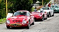 Cazalieres FR Meiners IT Automobile Club de France Alfa Romeo Giulia TZ 1 1964 (27455028880).jpg