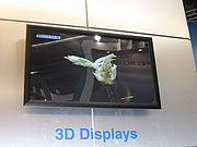 A modern Philips LCD TV