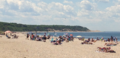 Cedar Beach in Mount Sinai, New York.png