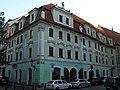 Celnice Ungelt (Staré Město), Praha 1, Týnská, Malá Štupartská, Týn, Staré Město - část souboru dům čp. 633.JPG