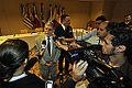 Celso Amorim, Defesa, concede entrevista após abertura da XXIII Rapal (8006093795).jpg