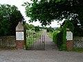 Cemetery Gates, Eastbourne - geograph.org.uk - 179043.jpg