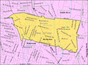 Census Bureau map of Ho-Ho-Kus, New Jersey.png