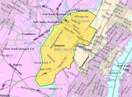 Census Bureau map of Secaucus, New Jersey.png