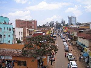 Kigali - Central Kigali