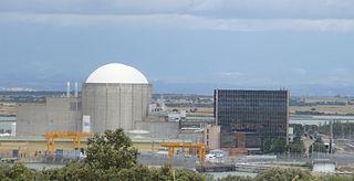 Almaraz Nuclear Power Plant nuclear power plant