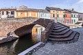 Centro storico di Comacchio Ponte dei Sisti.jpg