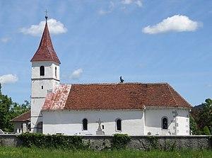 Cerknica - Image: Cerknica Slovenia John the Baptist Church