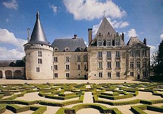 Azay-le-Ferron Commune in Centre-Val de Loire, France