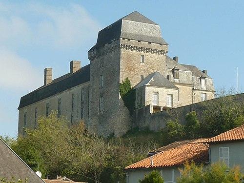 Le château de Chalais
