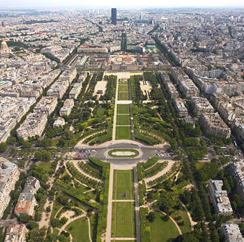 Champ de Mars from the Eiffel Tower - July 2006 - edit 3.jpg