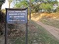 Chandraketugarh Mound - ASI Notice - Berachampa 2012-02-24 2520.JPG
