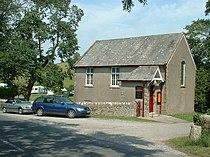Chapel near Longlands Inn - geograph.org.uk - 218322.jpg