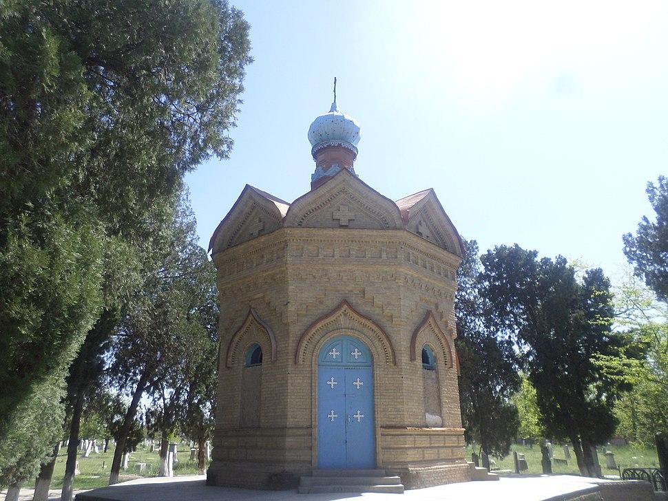 Chapel of Alexander Nevskogo 01-03