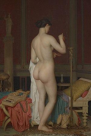 Charles Gleyre - Sappho, 1867