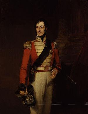 Charles Gordon-Lennox, 5th Duke of Richmond - The Duke of Richmond by William Salter.