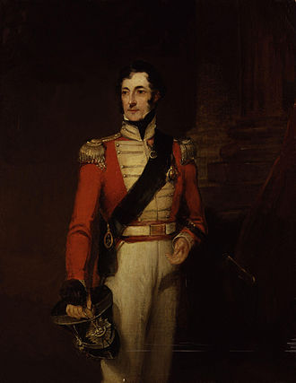 Charles Gordon-Lennox, 5th Duke of Richmond - The Duke of Richmond by William Salter.