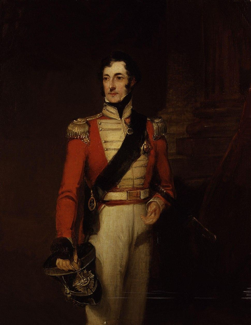 Charles Gordon-Lennox, 5th Duke of Richmond and Lennox by William Salter