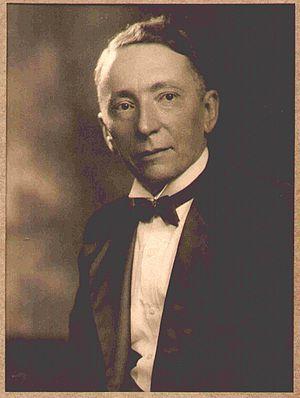 Charles L. Johnson - Image: Charles Johnson Portrait