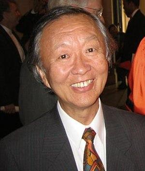 Charles K. Kao - Charles K. Kao receiving an honorary degree from Princeton University in 2004