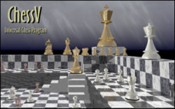 ChessV is a universal chess program