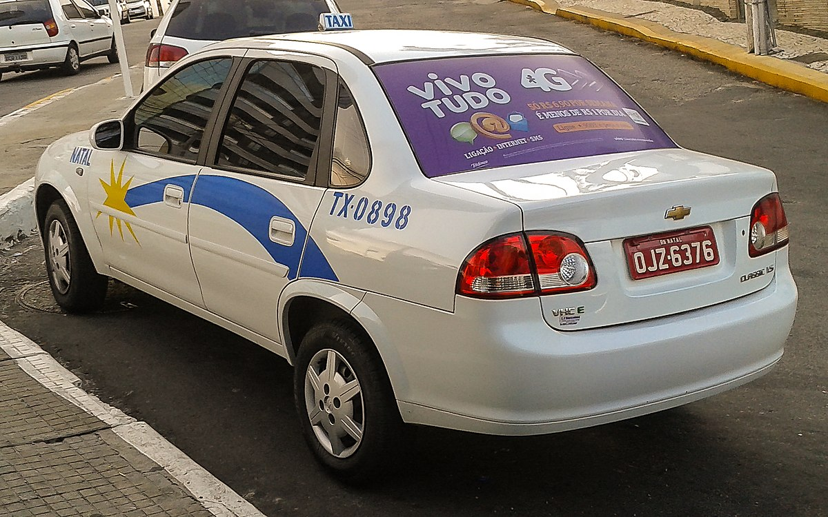 Ford Fiesta Sedan >> Chevrolet Classic – Wikipédia, a enciclopédia livre